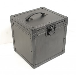 "Black Shadow LP 100 12"" Vinyl Record Boxes - 7mm Spec"