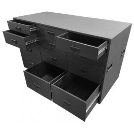 Workshop Storage Unit - 12 drawer