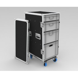 Crate Rack Case - Style B