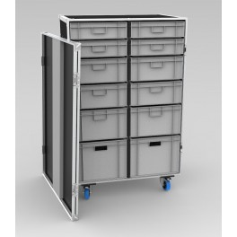 Crate Rack Case - Style G