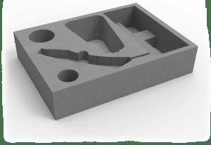 CNC Foam Insert
