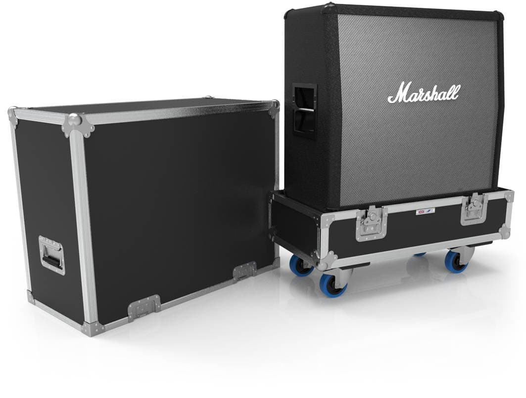 Guitar amp case