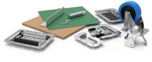 Flight Case hardware