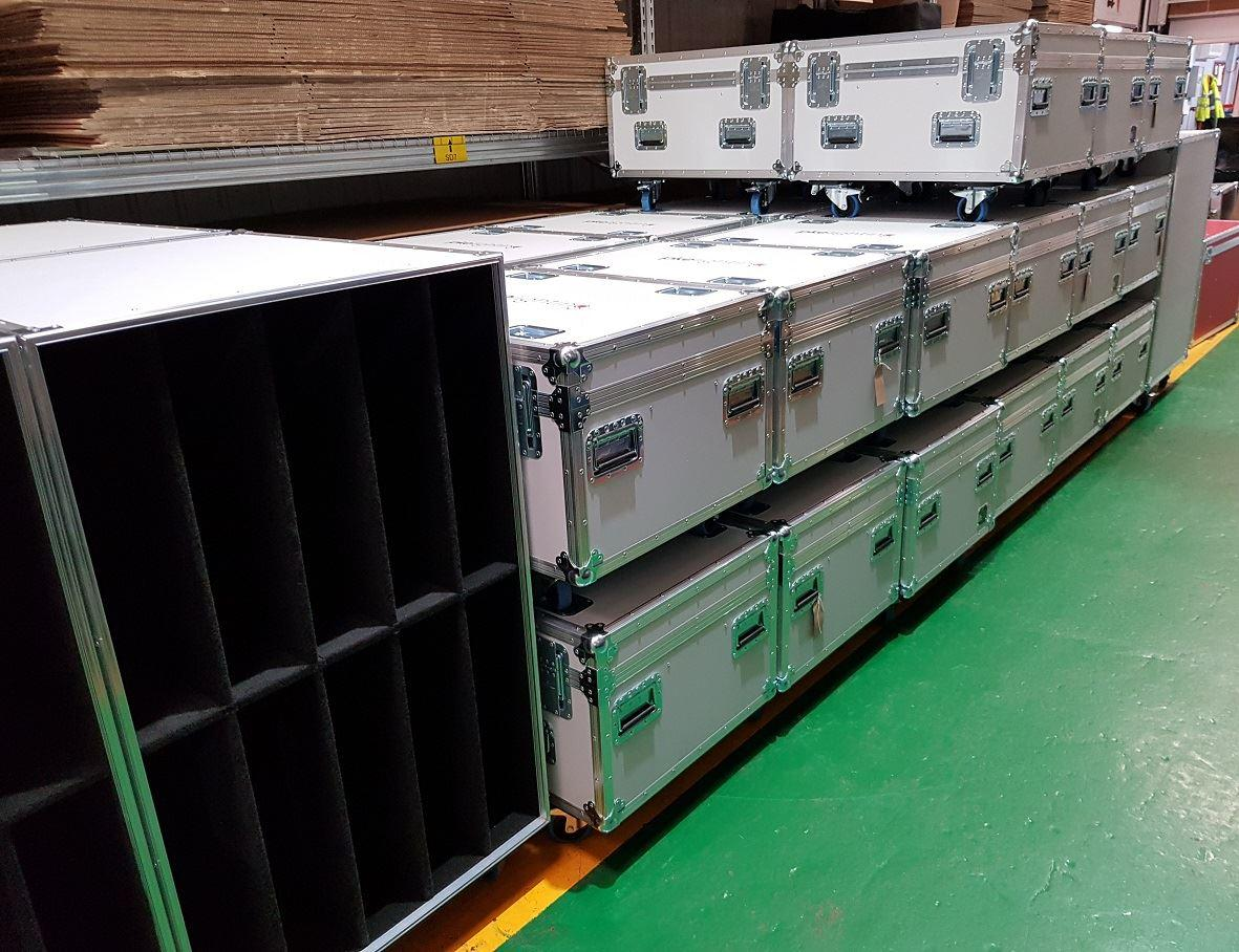 PKE Lighting cases