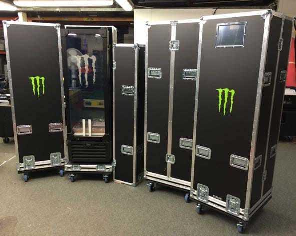 monster flight case
