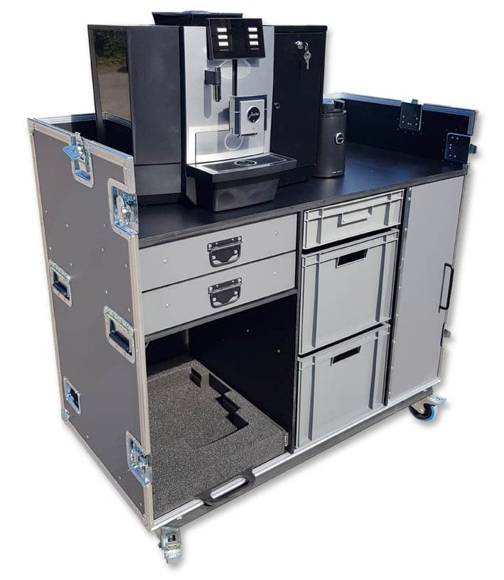 Catering Coffee Machine Case