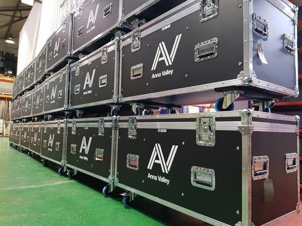 Anna Valley Flight Cases