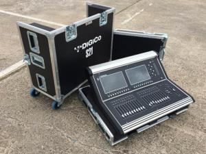 Nosecone Console Case
