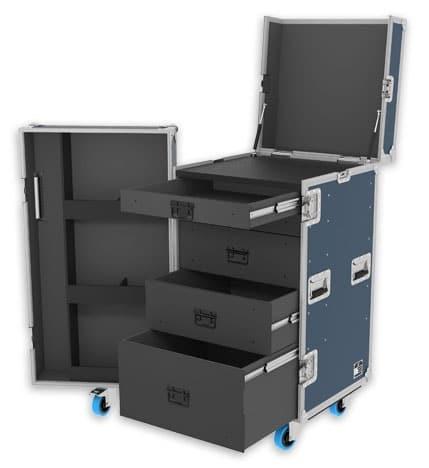 Production Rack case