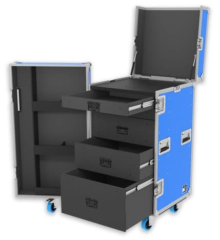 Production Rack cases