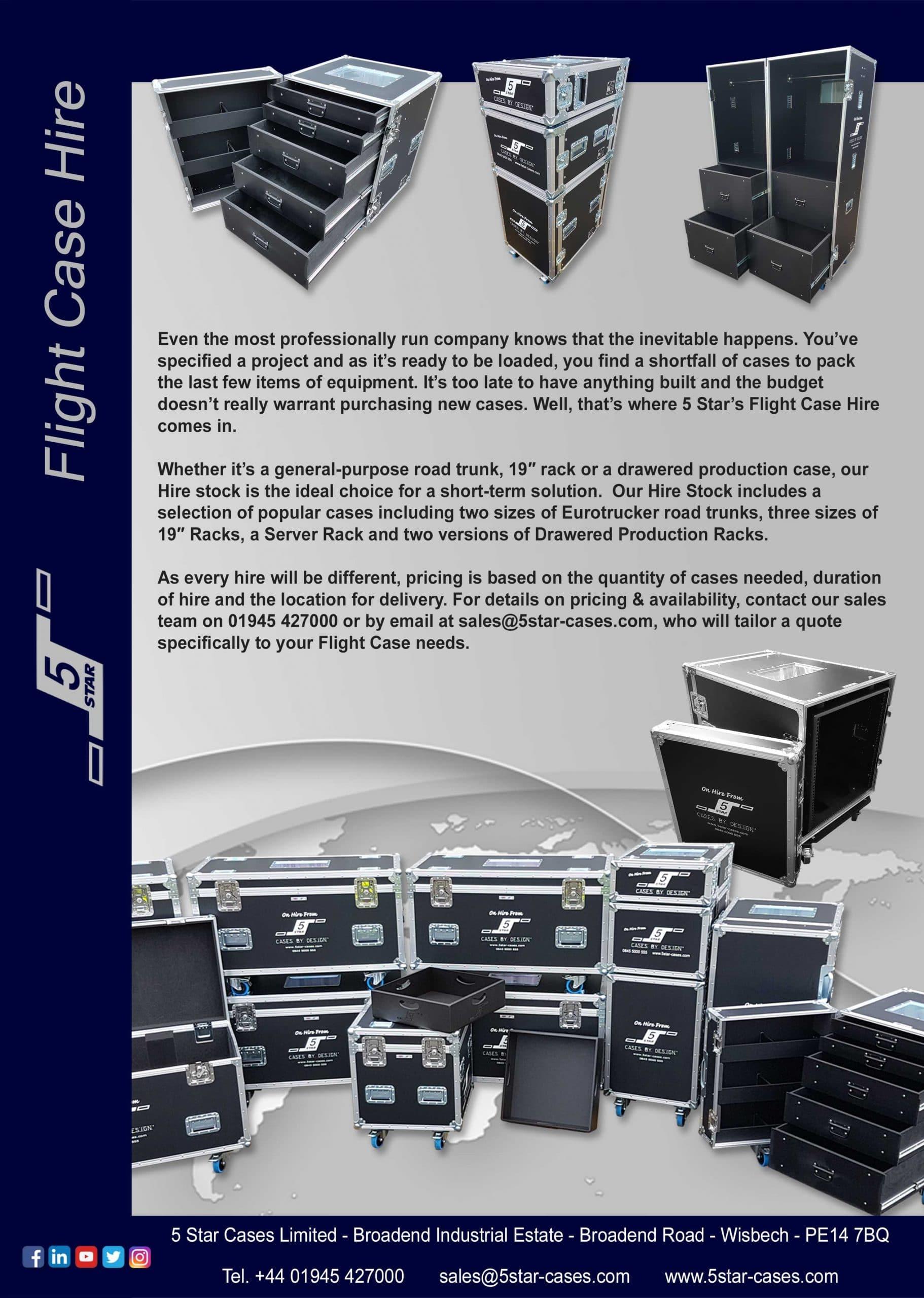 Flight-Case-Hire-Leaflet-2021